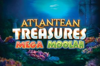 Atlantean Treasures Slot Logo