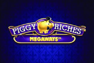 Piggy Riches Megaways Slot Logo