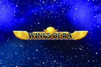 Wings Of Ra Slot Logo