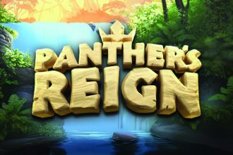 Panthers Reign Slot Logo