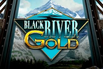 Black River Gold Slot Logo