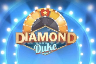 Diamond Duke Slot Logo