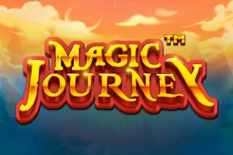 Magic Journey Slot Logo