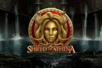 Shield of Athena Slot Logo