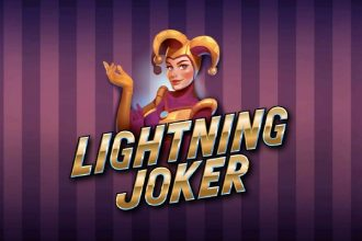 Lightning Joker Slot Logo