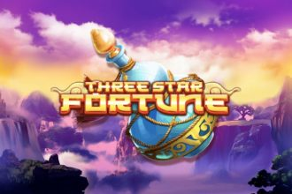 Three Star Fortune Slot Logo
