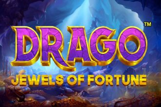 Drago Jewels of Fortune Slot Logo