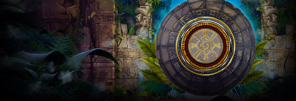 Gonzo's Quest Megaways Background Image