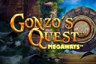 Gonzo's Quest Megaways Slot Logo