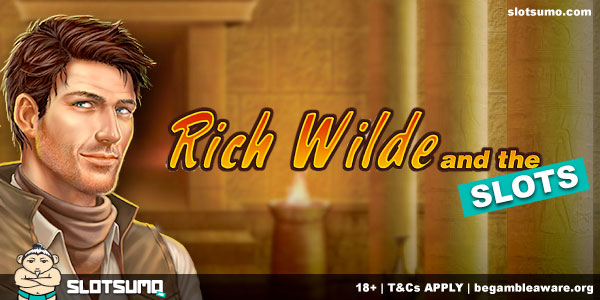 Play Rich Wilde Slots Online