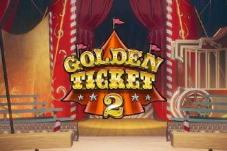 Golden Ticket 2 Slot Logo