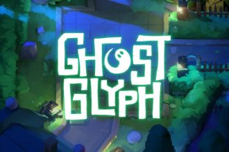 Ghost Glyph Slot Logo