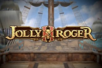 Jolly Roger 2 Slot Logo