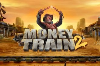 Money Train 2 Slot Logo