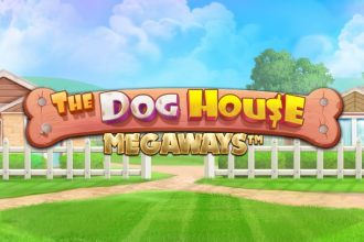 The Dog House Megaways Slot Logo