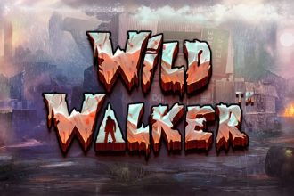 Wild Walker Slot Logo