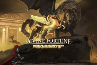Divine Fortune Megaways Slot Logo