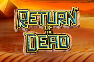 Return of the Dead Slot Logo