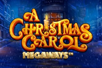 Christmas Carol Megaways Slot Logo