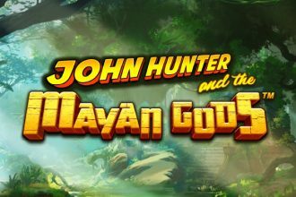 John Hunter and the Mayan Gods Slot Logo