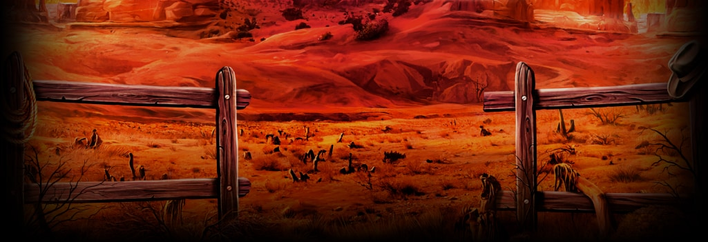Mustang Gold Background Image