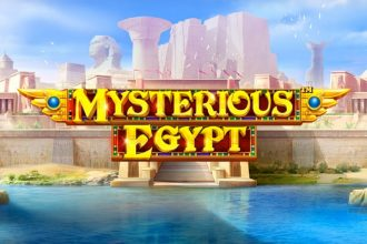 Mysterious Egypt Slot Logo