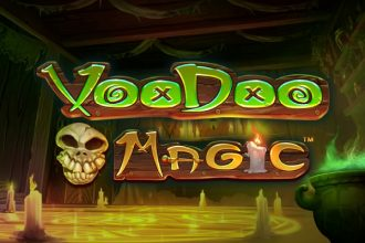 Voodoo Magic Slot Logo