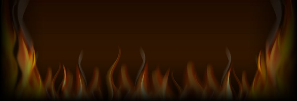 Hot To Burn Hold & Spin Background Image