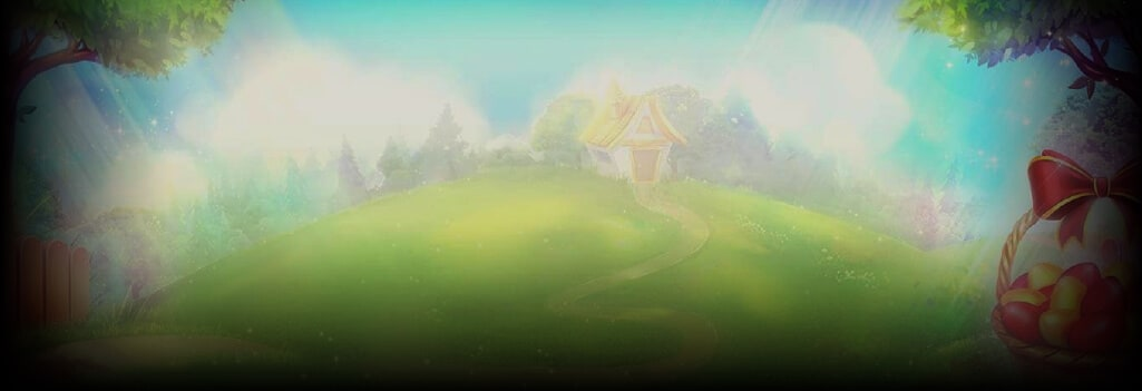 Lucky Easter Background Image
