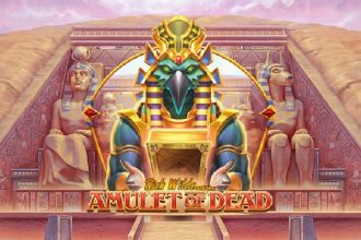 Amulet of Dead Slot Logo