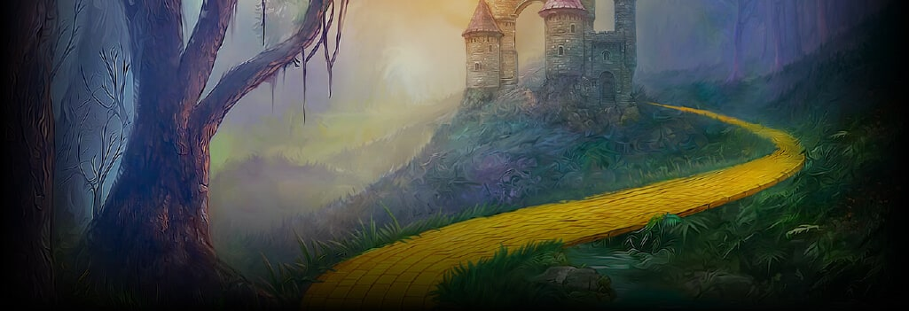 Sisters of Oz WowPot Background Image