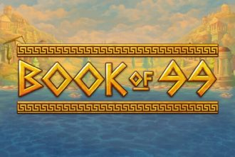 Relax Gaming Book of 99 Slot Logo
